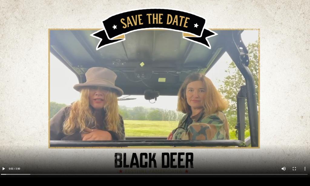 Black Deer organisers announce next year's dates - 17-19 June 2022